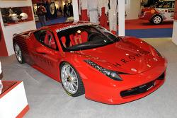 H.R Owen Ferrari F458