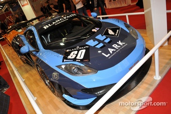 Von Ryan Racing McLaren GT