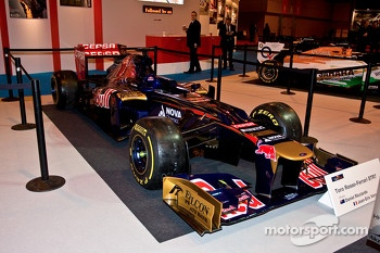 Torro Rosso 2012 F1 car Display