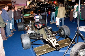 Nigel Mansells Lotus F1 Car