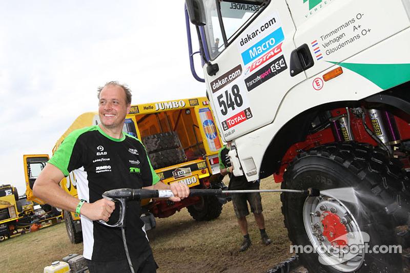 #548 DAF: Eimbert Timmermans, Bart Gloudemans, Eric Verhagen