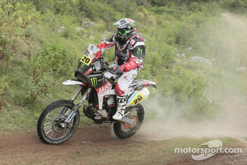 #20 Husqvarna: Paulo Goncalves