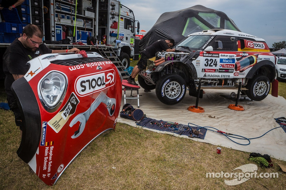 #324 Mini: Stephan Schott and Holm Schmidt