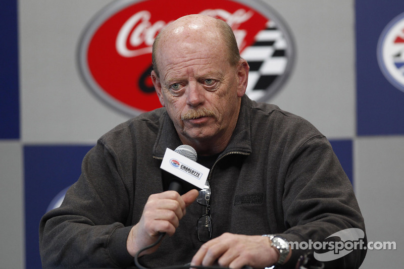 John Darby, Managing Director of Competition Director of NASCAR