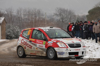 Gianluca Maria Cali and Gianluca Panno, Citroën C2 R2 Max