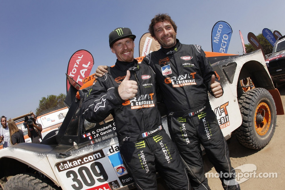 The Dakar 2014 - s1 1