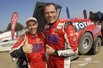 Christian Lavieille and Jean-Michel Polato