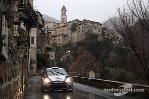 Monte-Carlo route