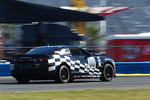 #00 CKS Autosport Camaro GS.R: Ashley McCalmont, Bob Michaelian