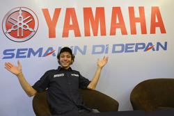 Valentino Rossi, Yamaha Factory Team