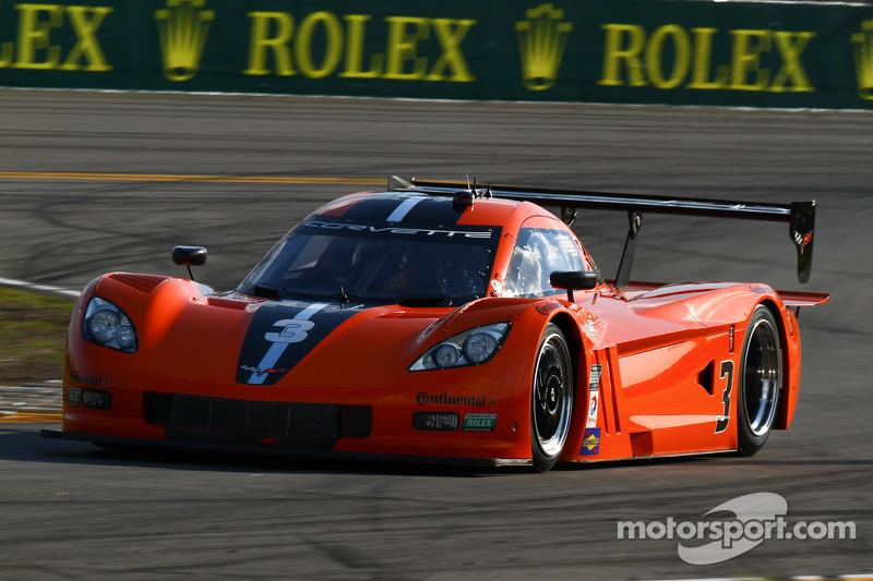 #3 8 Star Motorsports Corvette DP: Anthony Davidson, Pedro Lamy, Nicolas Minassian, Enzo Potolicchio, Stéphane Sarrazin