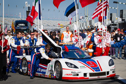 #9 Action Express Racing Corvette DP