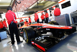 Marussia F1 Team MR02