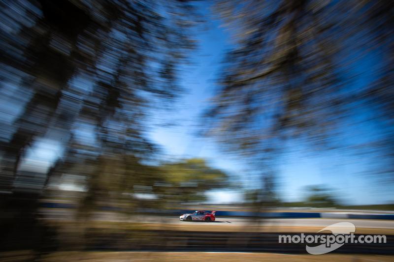 #44 Flying Lizard Motorsports Porsche 911 GT3 Cup: Spencer Pumpelly, Nelson Canache, Archie Hamilton