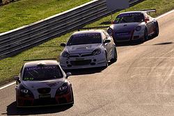 #55 Motorsport Services Seat Leon Supercopa: Malcolm Niall, Clint Harvey, Brett Niall