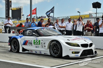 The 2013 BMW Z4 GTE