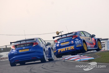 Pirtek Racing duo Andrew Jordan leads Jeff Smith
