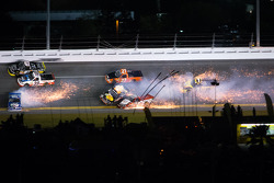 Crash with Ryan Truex, Timothy Peters , John Wes Townley and others