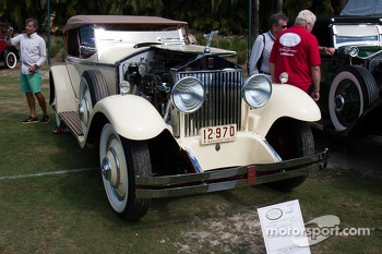 1928 Rolls-Royce Ascot Tourer Convertible