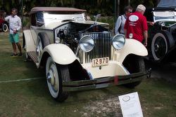 1928 Rolls-Royce Ascot Tourer Convertible