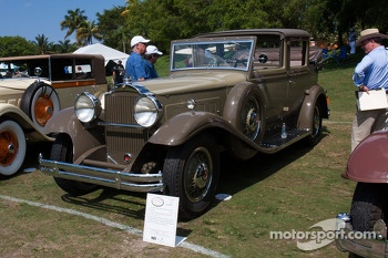 1931 Packard 840 All WeatherSport Landaulet
