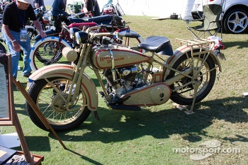 1929 Harley Davidson JD