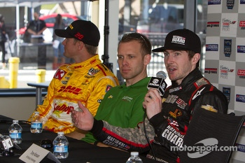 Ryan Hunter-Reay, Andretti Autosport, Ed Carpenter, Ed Carpenter Racing, J.R. Hildebrand, Panther Racing