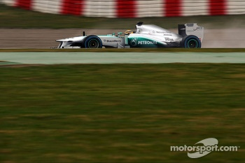 Lewis Hamilton, Mercedes AMG F1 W04