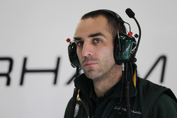Cyril Abiteboul, Caterham F1 Team Principal