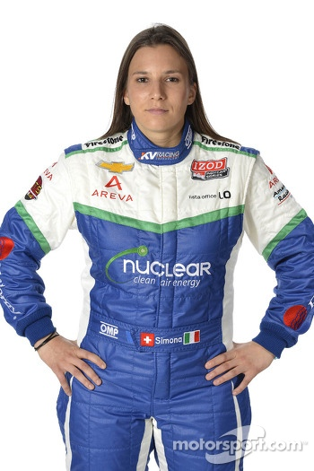 Simona de Silvestro, KV Racing