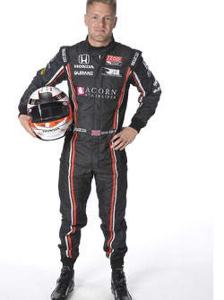 James Jakes, Rahal Letterman Lanigan Racing