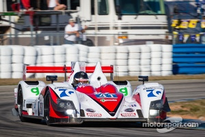 #41 Greaves Motorsport Zytek Z11SN Nissan: Tom Kimber-Smith, Christian Zugel, Eric Lux
