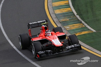 Max Chilton, Marussia F1 Team MR02