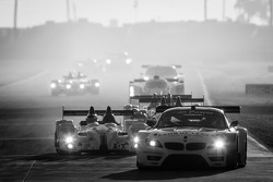 #56 BMW Team RLL BMW Z4 GTE: Dirk Müller, Joey Hand, John Edwards