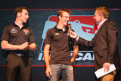 Drivers presentation: Simon Pagenaud, Schmidt-Hamilton Motorsports Honda and Sébastien Bourdais, Dragon Racing Chevrolet