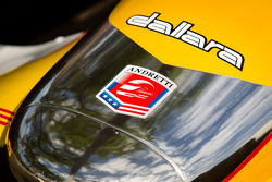 Car of Ryan Hunter-Reay, Andretti Autosport Chevrolet, nose cone