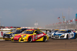 Start: Ryan Dalziel and Randy Pobst