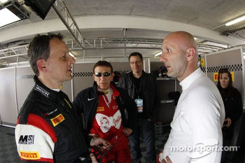 Jrome Policand and Fabien Barthez