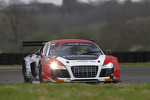 #14 Novadriver Audi R8 LMS ultra: Cesar Campanico, Carlos Viera