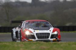 #14 Novadriver Audi R8 LMS ultra: Cesar Campanico, Carlos Viera