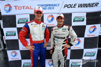 GT polesitter Paul Edwards and GX polesitter Tom Long