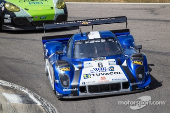 Michael Shank Racing Ford Riley: Gustavo Yacaman, Antonio Pizzonia