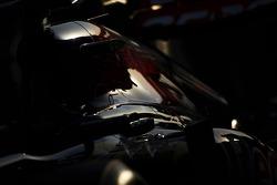 Scuderia Toro Rosso STR8 engine cover
