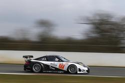 #77 Team Proton Porsche 911 GT3 RSR: Gianluca Roda, Christian Ried