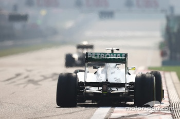 Nico Rosberg, Mercedes AMG F1 W04