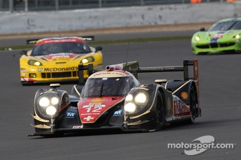 #12 Rebellion Racing Lola B12/60 Coup - Toyota: Nicolas Prost, Neel Jani, Nick Heidfeld