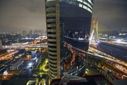 Sao Paolo by night