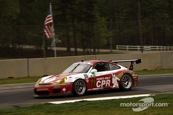 #71 Park Place Motorsports Porsche GT3: Jason Hart, John McCutchen