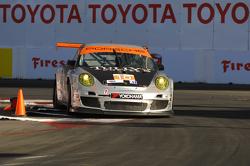 #10 Dempsey De Piero Racing Porsche 911 GT3 Cup: Michael Avenatti, Bob Faieta