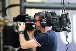 Canal+ TV Cameraman